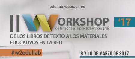 II Workshop EDULLAB